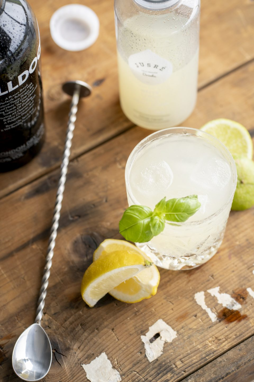 Recept Gin Canon