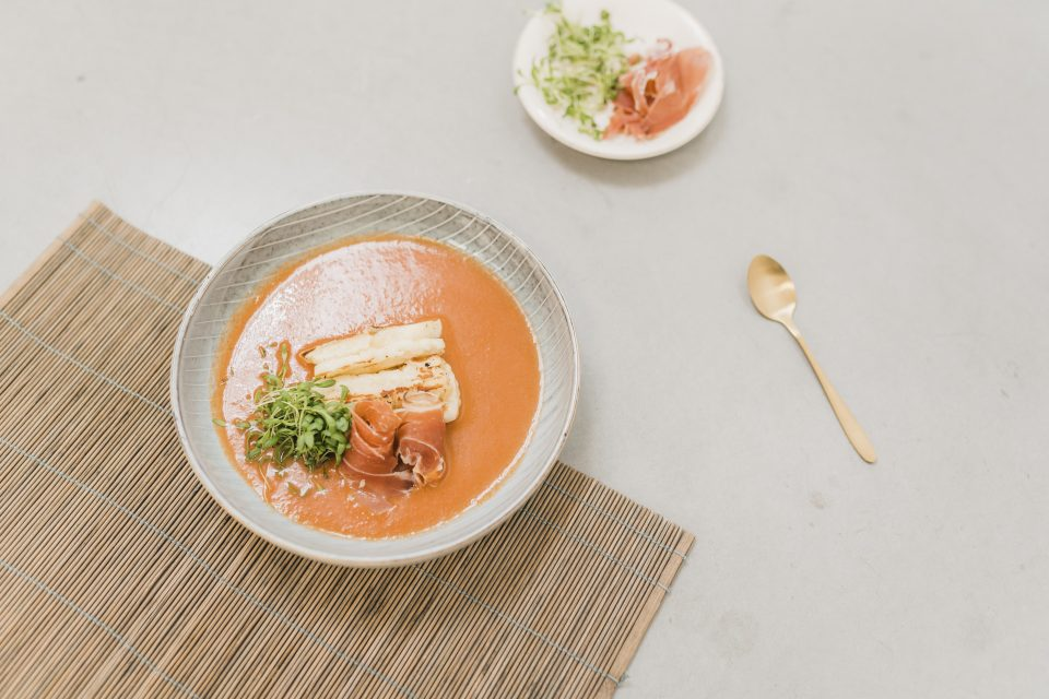 Soups Add On Cresso Crudo