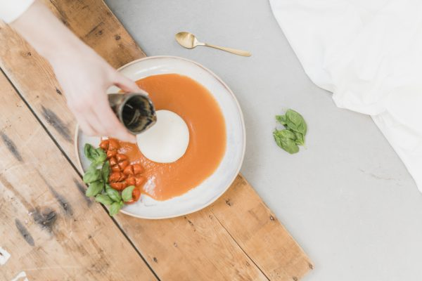 Soups Add On Gotta Burrata