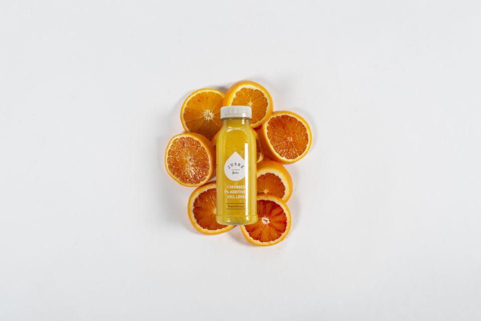 Blog sinaasappelsap