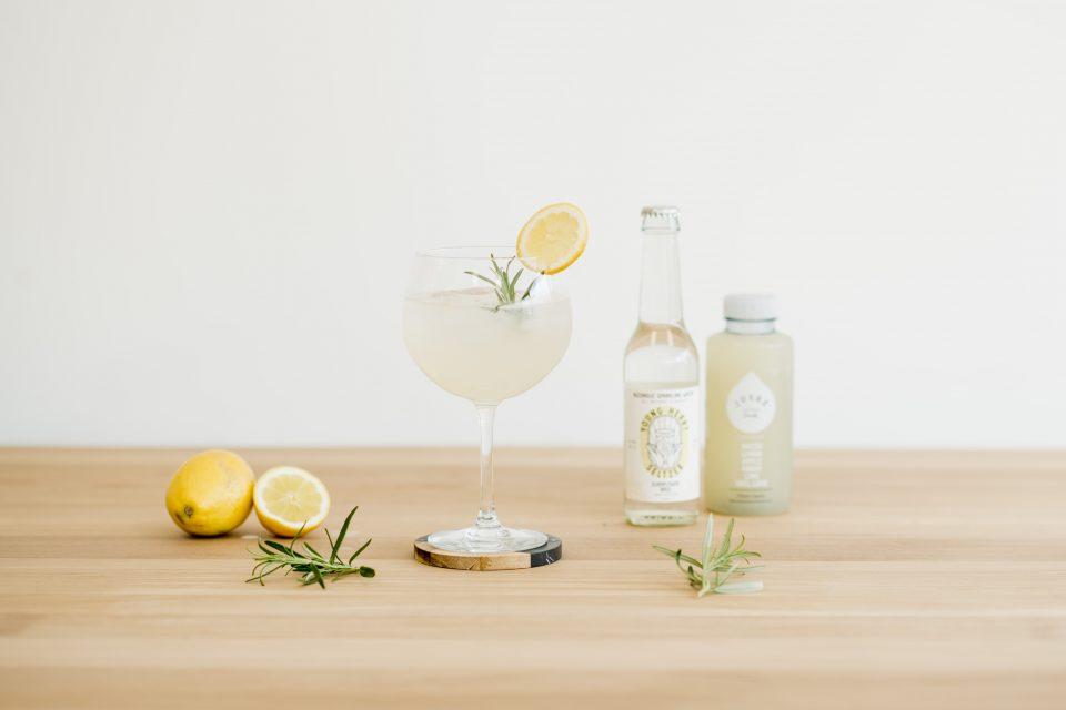 Citron Canon Cocktail