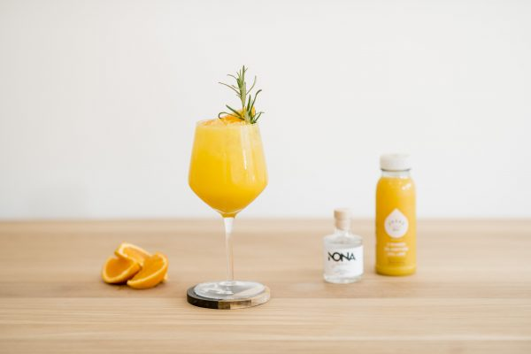Miracle Nona Cocktail