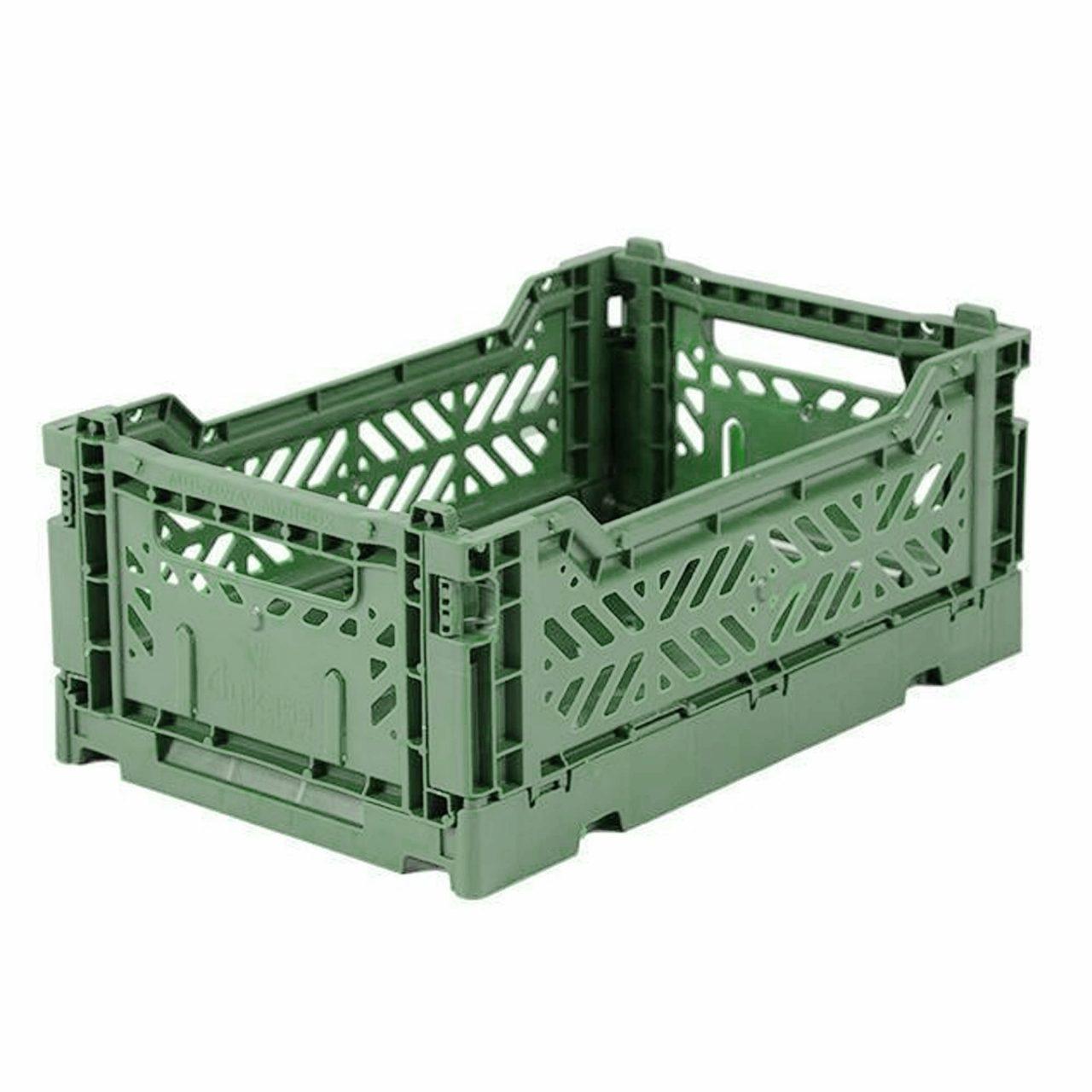 almond green minibox